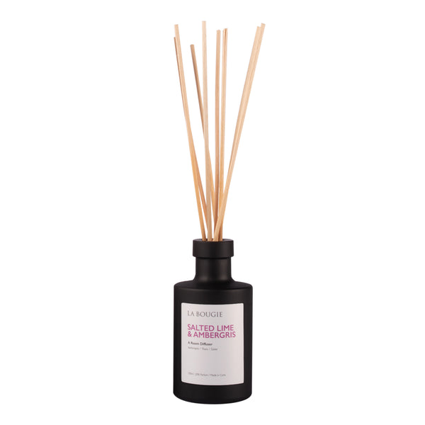 Salted Lime & Ambergris Room Diffuser