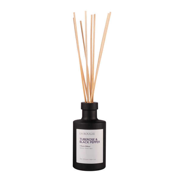 Tuberose & Black Pepper Room Diffuser