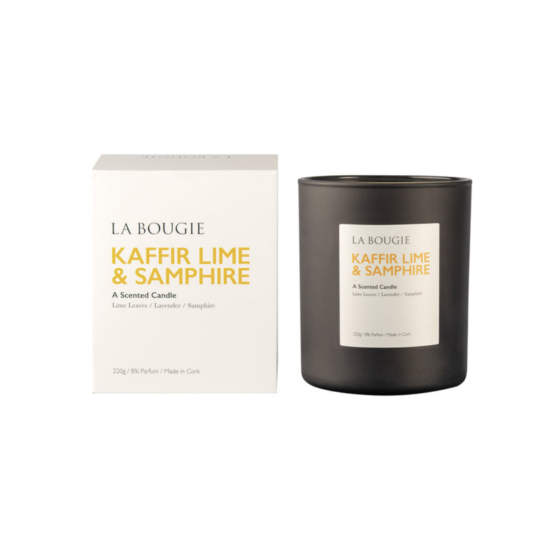 Kaffir Lime & Samphire Candle