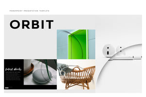 Orbit Premium PowerPoint Design Template