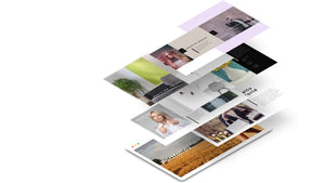 Multi Images Screen Mockup PowerPoint Template