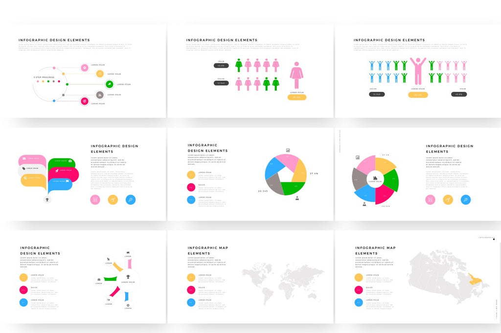 sharon education watercolor powerpoint template slidebe