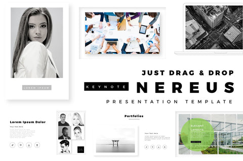 NEREUS Gallery Keynote Template