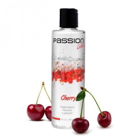 Passion Licks Cherry Water Based Flavored Lube