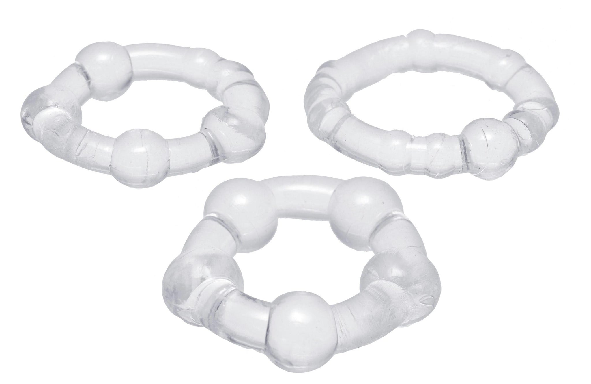 Clear Performance Erection Rings - Packaged
