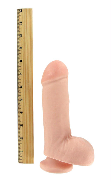 Thick Thomas 7 Inch Dildo with Suction Cup