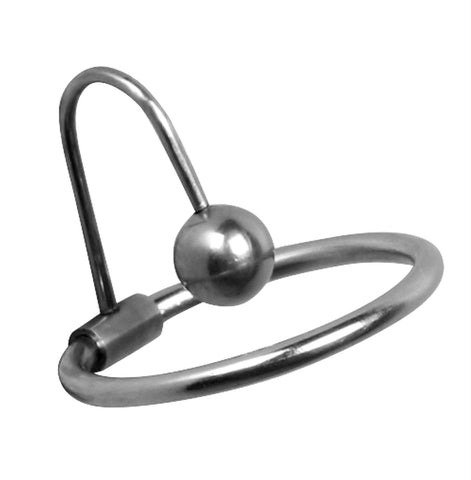 Halo Urethral Plug With Glans Ring