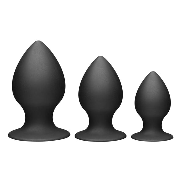 Tom of Finland XL Silicone Anal Plug