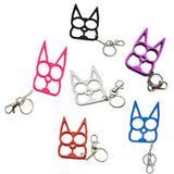 Keychain Kitty Cat & Bottle Opener + Hex Bits