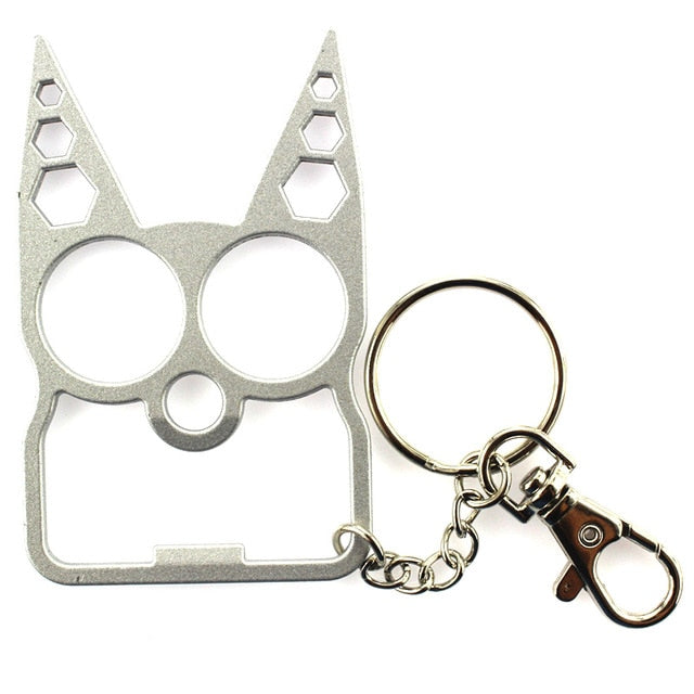 Kitty Cat Keychain Multi Tool