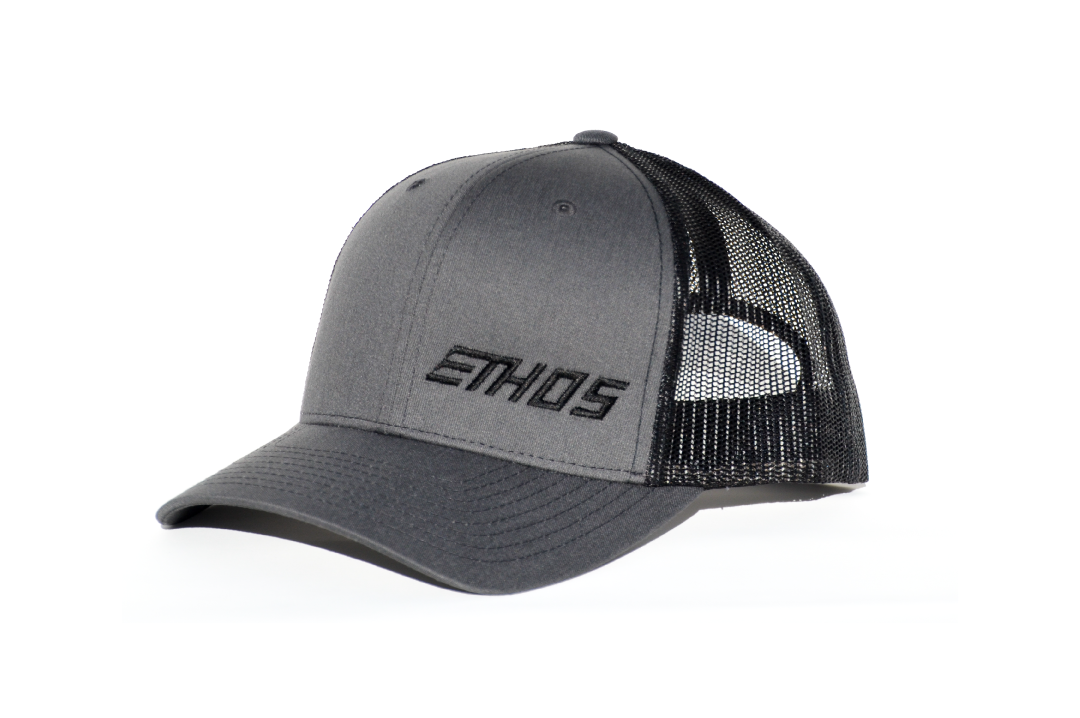Ethos Trucker - Grey/Black