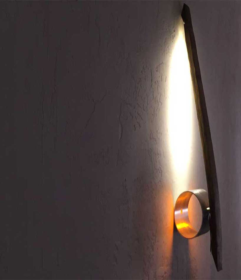aurora task lamp wall sconce