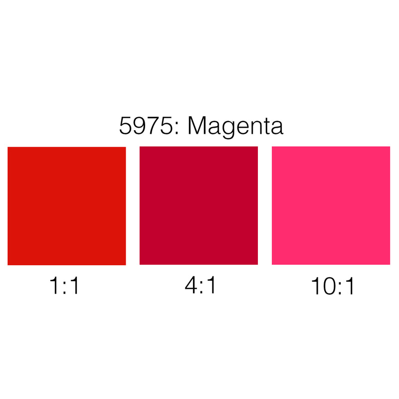 Rosco Supersaturated Scenic Paint - 5975 Magenta 1L
