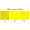 Rosco Supersaturated Scenic Paint - 5988 Lemon Yellow 1L