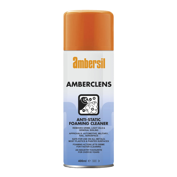 Amberclens - Antistatic Foam Cleaner