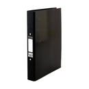 Pukka Brights A4 Ring Binder - Black