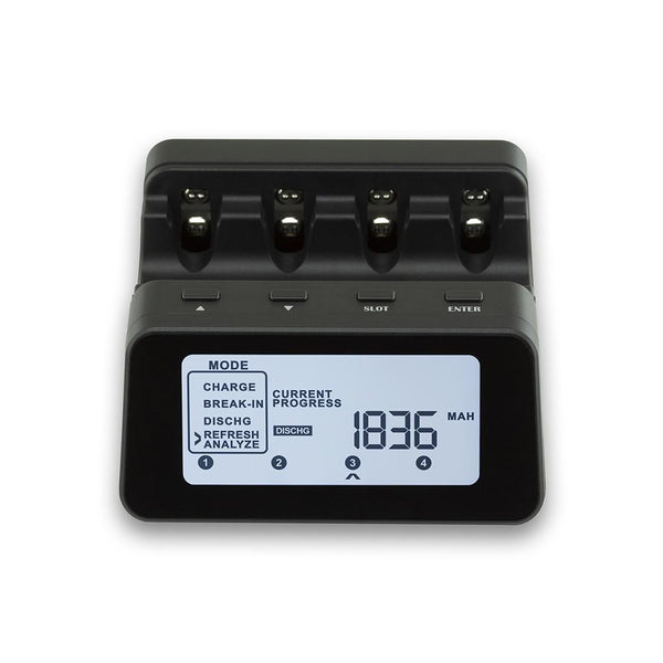 Powerex MH-C9000PRO Professional Charger-Analyzer