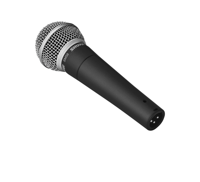 Shure SM58S - Switched
