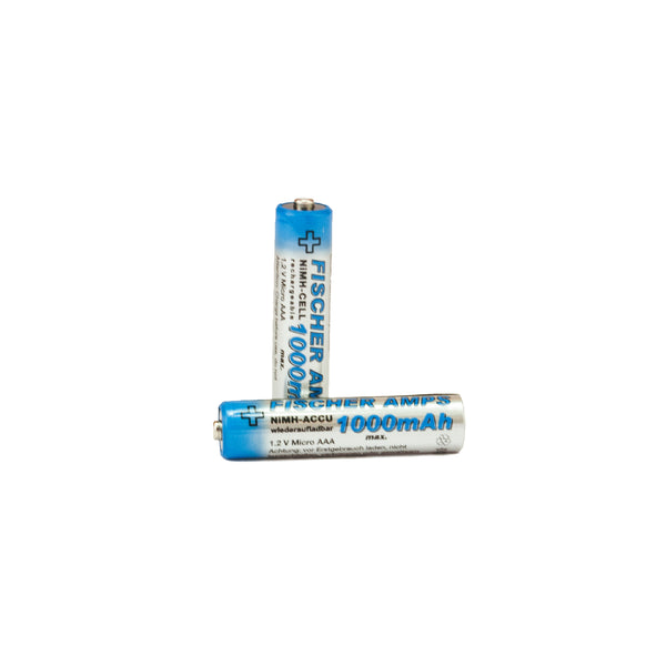 Fischer Amps AAA NiMH rechargeable battery