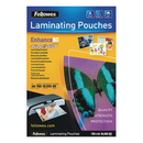 Fellowes A4 Super Quick Laminating Pouches 160 Micron