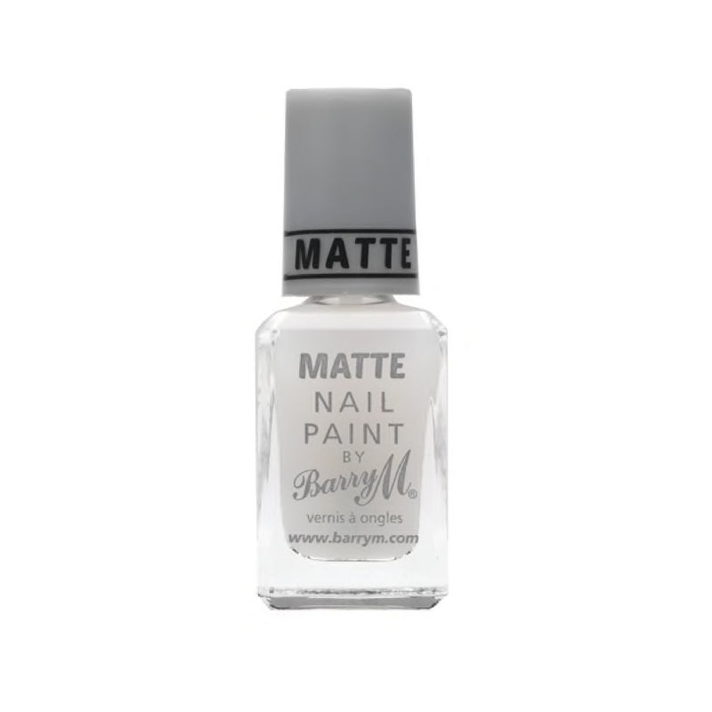 Barry M Clear Matt Nail Polish