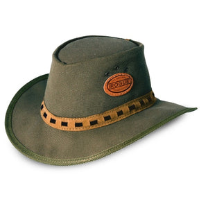 Rogue Canvas Hat  in Olive 306L