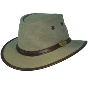 Rogue Packer Hat in Olive 407L