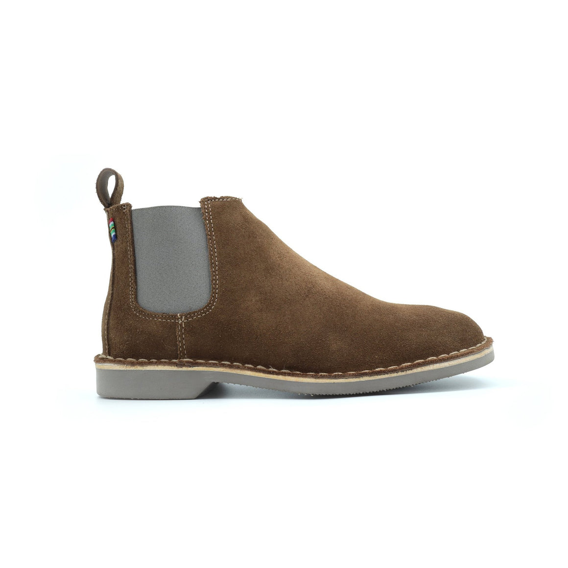 Veldskoen Chelsea Boot - Grey