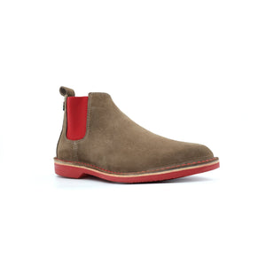 Veldskoen Chelsea Boot - Red