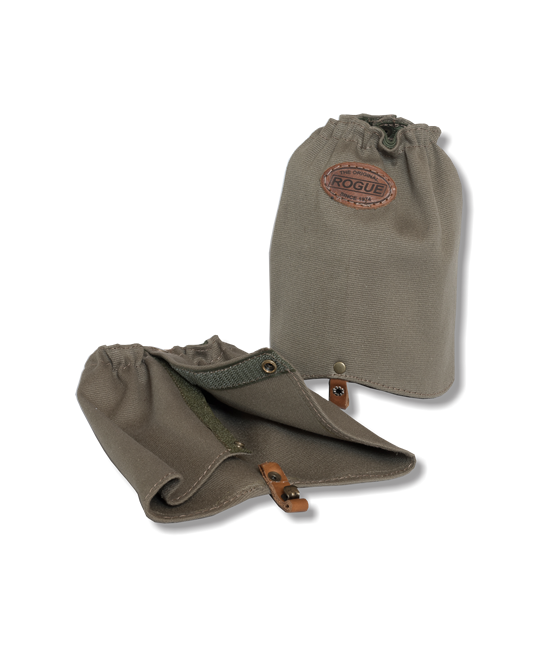 Rogue Canvas Gaiters