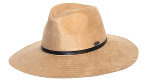 Celeste Sun hat in Copper