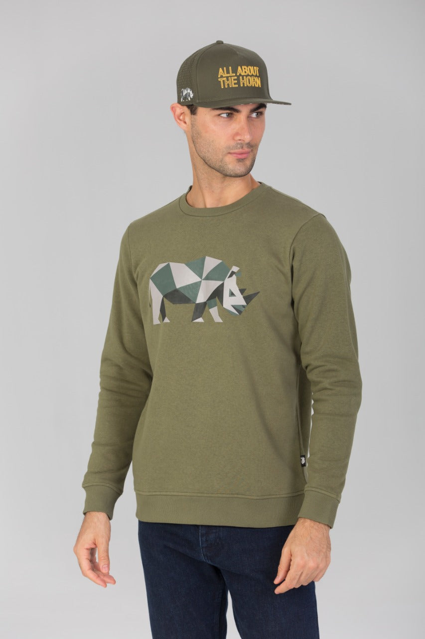 SORAI - Mens Sweatshirt