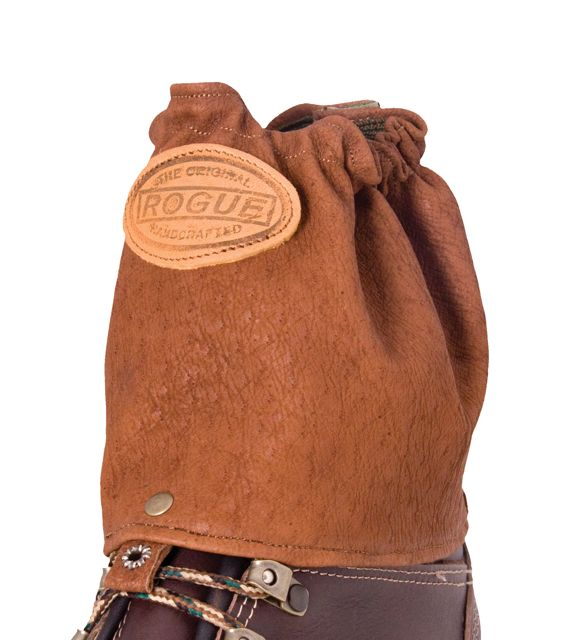 Rogue Suede Leather Gaiters