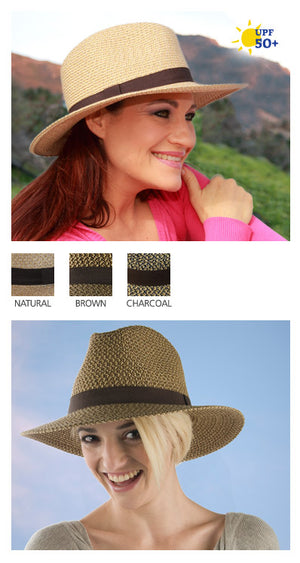 Emthunzini Hats - Oscar - Brown Sun Hat