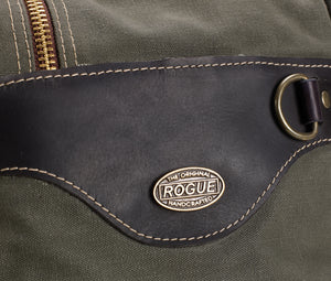 Rogue Pilot Bag in RAF Grey canvas