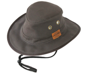 Rogue Munda Hat in Grey