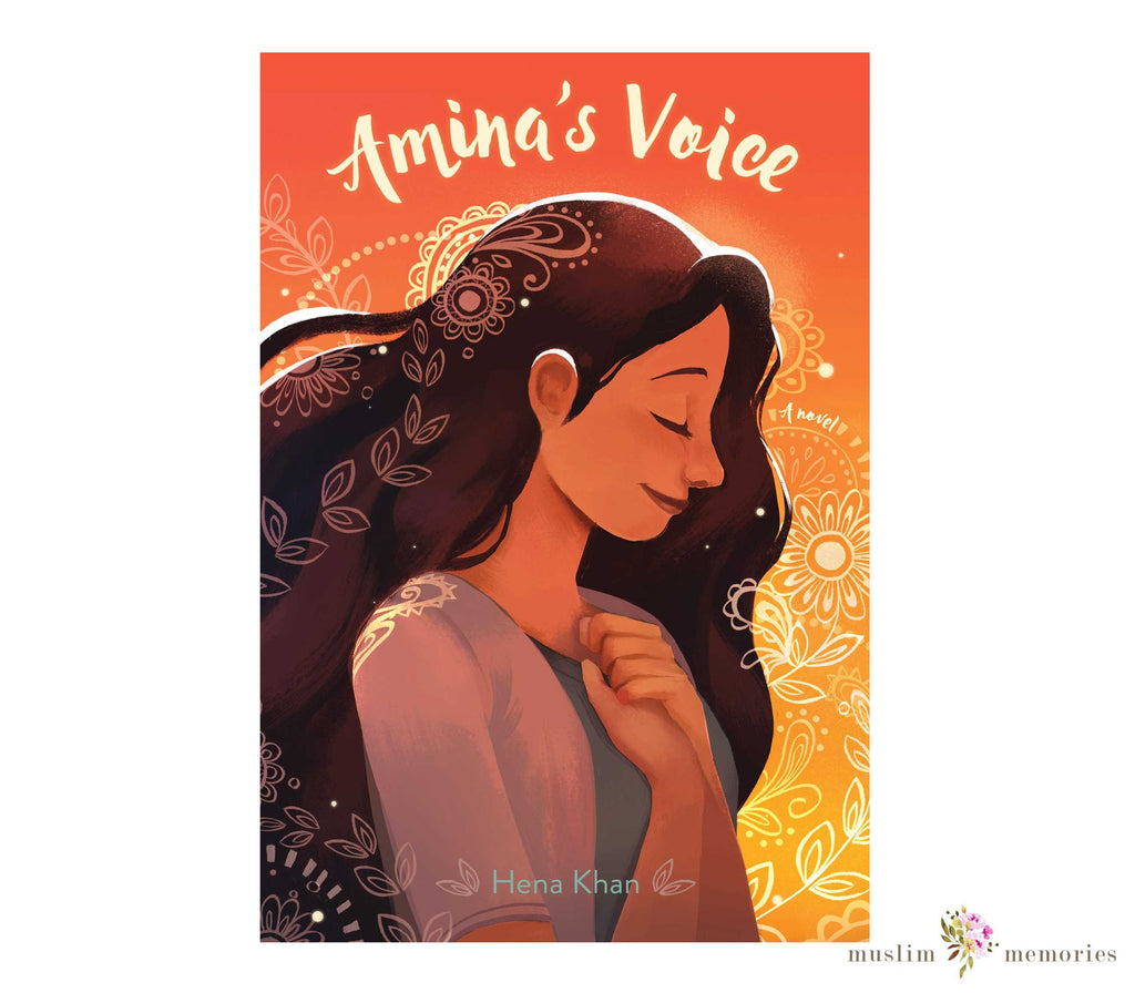 Amina's Voice By Hena Khan