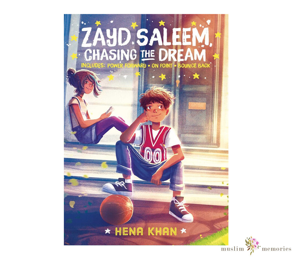 Zayd Saleem, Chasing the Dream