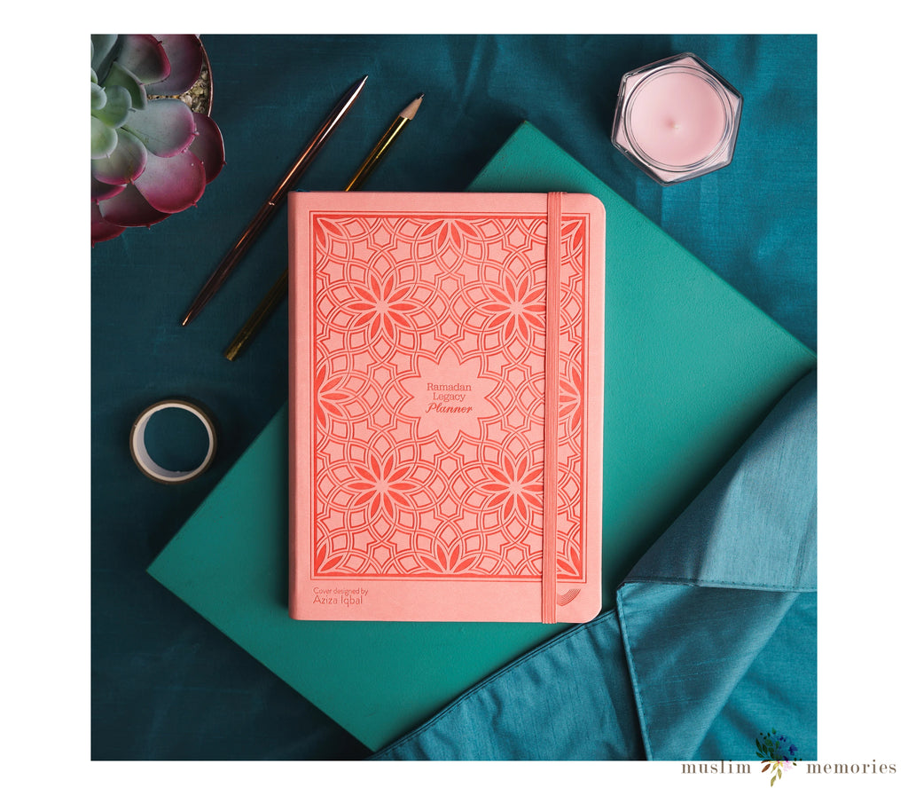 Magnificent Marjan Coral Edition Ramadan Legacy Planner- Pre order!