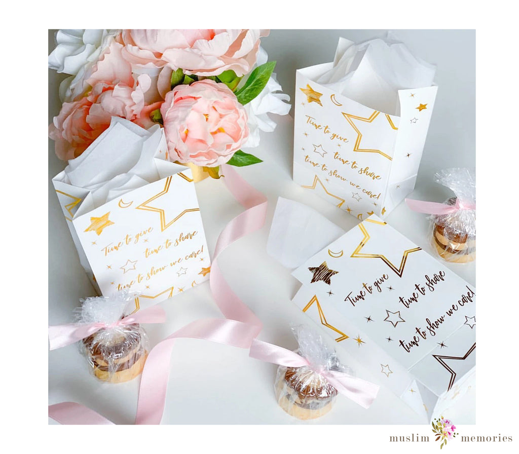'Holiday Sky' Treat Bags (Set of 10)