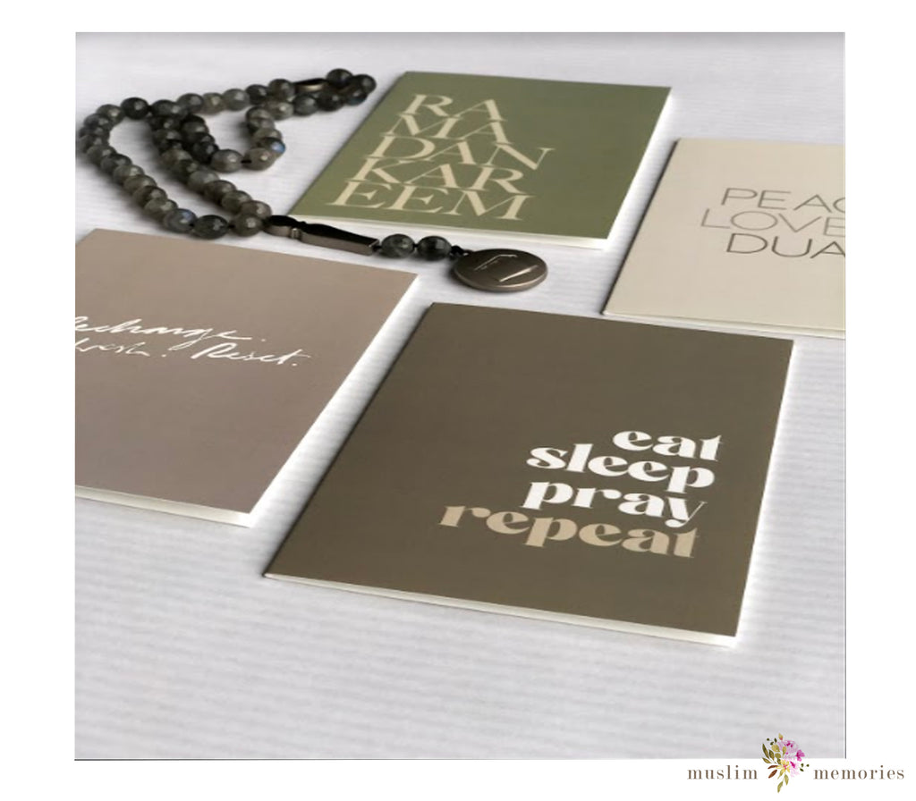Ramadan Spirit Mini Cards Multipack