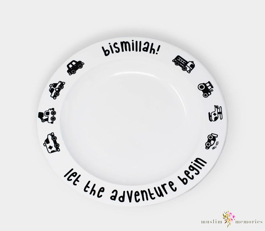 Adventure Set Tableware Set