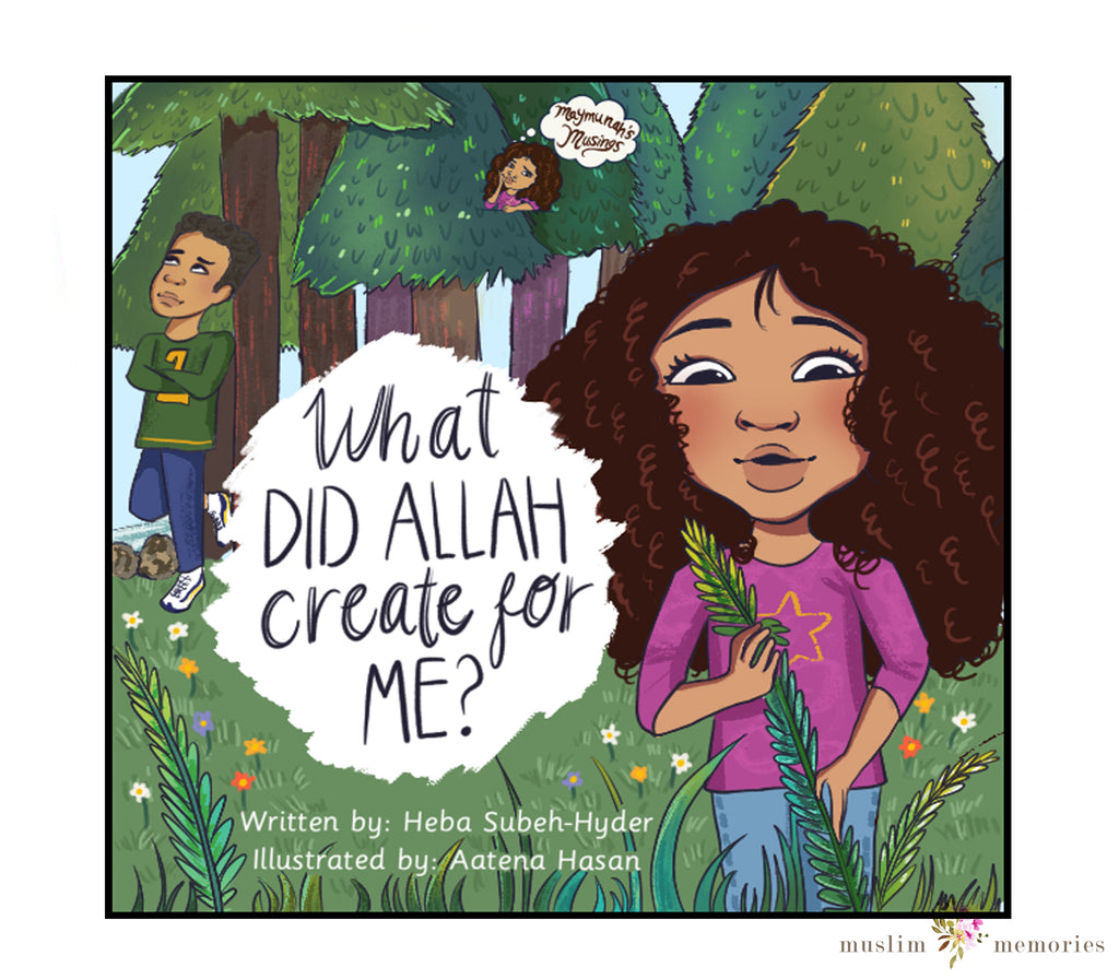 What Did Allah Create For Me