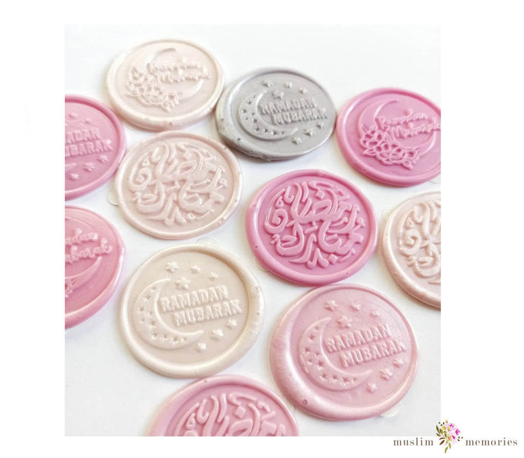 Wax Seal Stamp, Sealing Stamp for Ramadan/Eid gifts, Greeting cards and Envelopes.