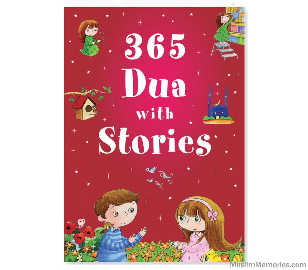 365 Dua with Stories (Hardcover)