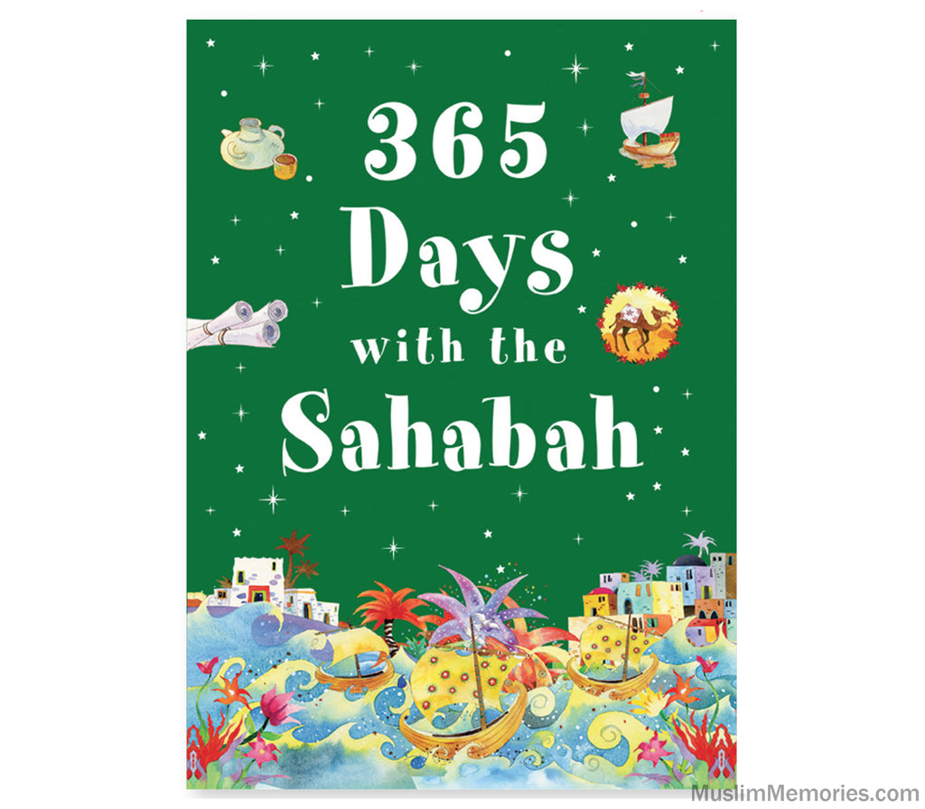 365 Days With Sahabah (Hardcover)