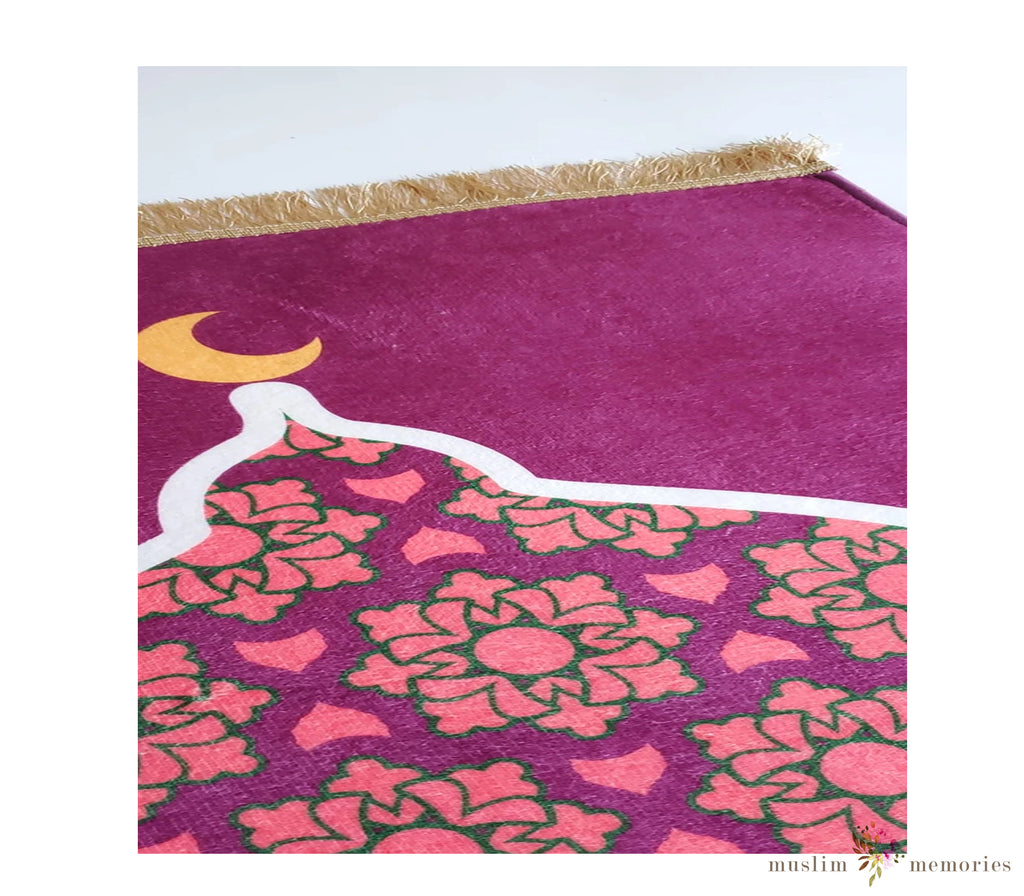 Prayer Mat | As- Sajdah
