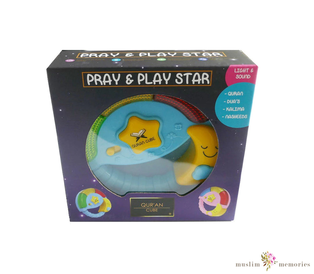 PRAY & PLAY STAR TOY