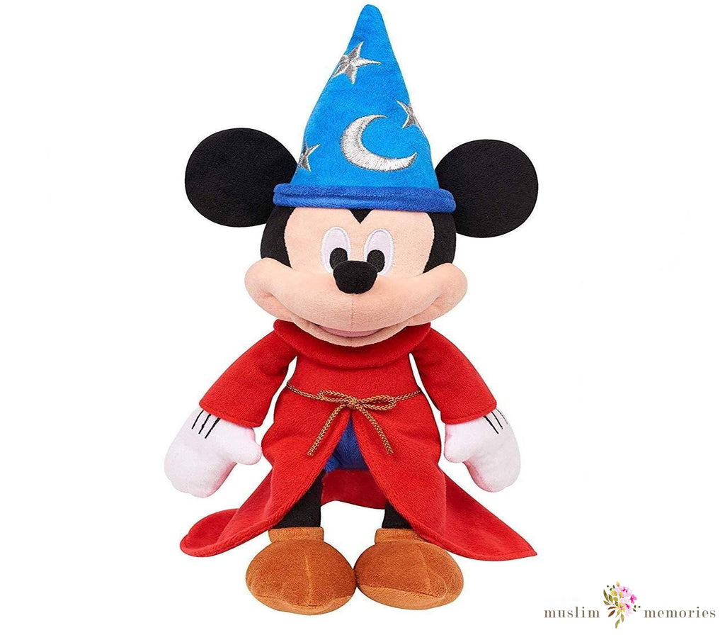 Disney Mickey Mouse Sorcerer Plush 11 Inch