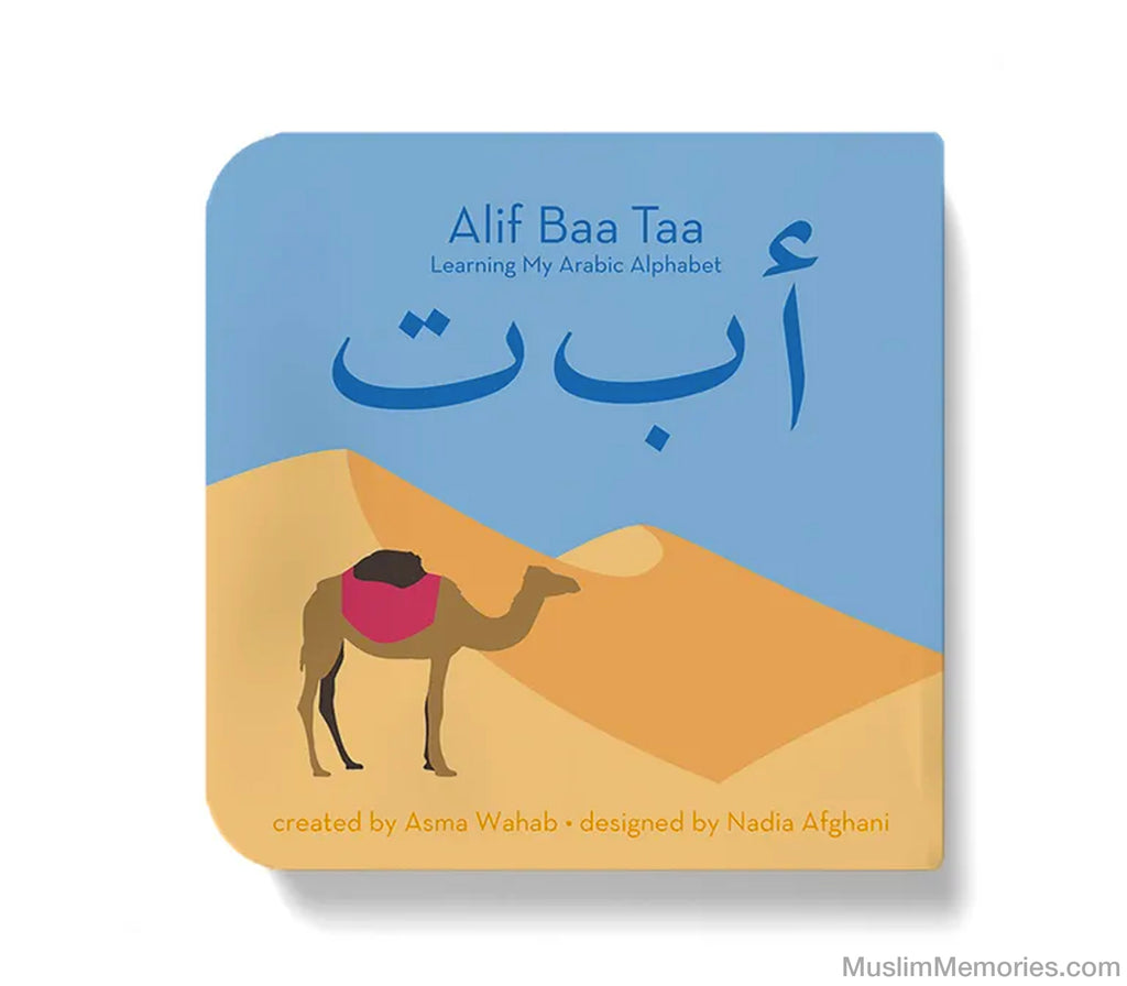 Alif Baa Taa: Learning My Arabic Alphabet - Book